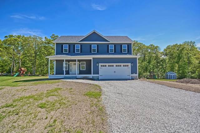 19 Plantation Dr, Tiverton, RI 02878 (MLS #72663660) :: Kinlin Grover Real Estate