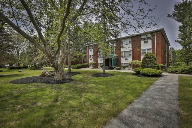 B1 Colonial Drive #2, Andover, MA 01810 (MLS #72663663) :: Anytime Realty