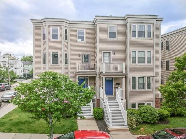 11-B Iona St 11B, Boston, MA 02131 (MLS #72663667) :: Berkshire Hathaway HomeServices Warren Residential