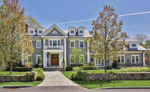 7 Cutler Ln, Brookline, MA 02467 (MLS #72663682) :: DNA Realty Group