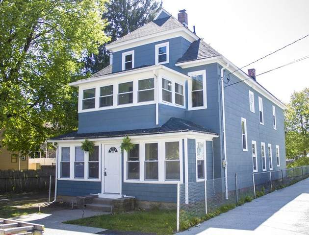 10 Cottage Ave, Holyoke, MA 01040 (MLS #72663690) :: Anytime Realty