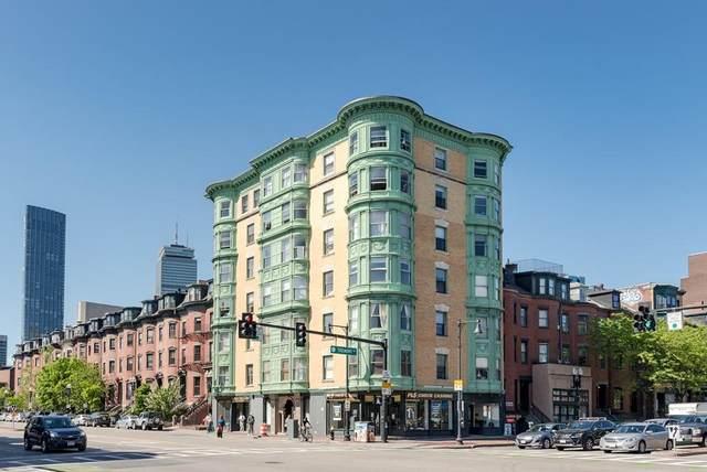 492 Massachusetts Ave. #61, Boston, MA 02118 (MLS #72663714) :: Kinlin Grover Real Estate