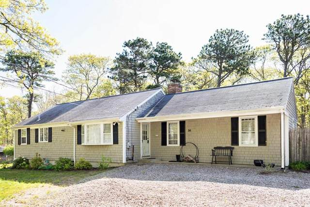 34 Lowell Dr, Orleans, MA 02653 (MLS #72663763) :: Exit Realty