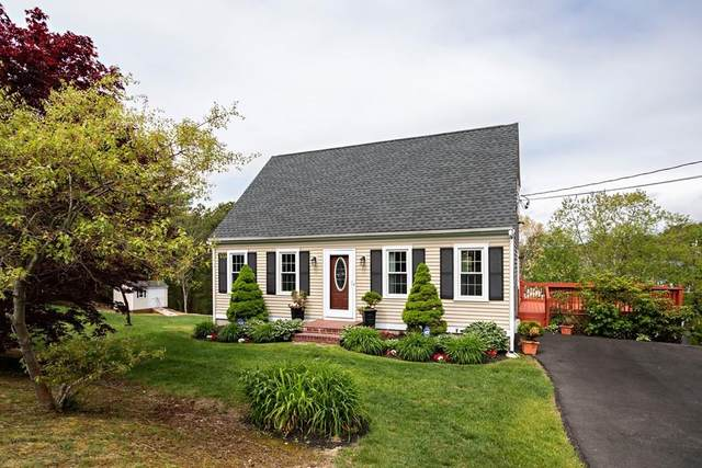 18 Jocelyn Ave, Plymouth, MA 02360 (MLS #72663771) :: DNA Realty Group