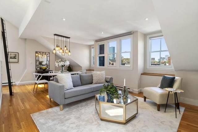 600 Massachusetts Ave #4, Boston, MA 02118 (MLS #72663775) :: Kinlin Grover Real Estate