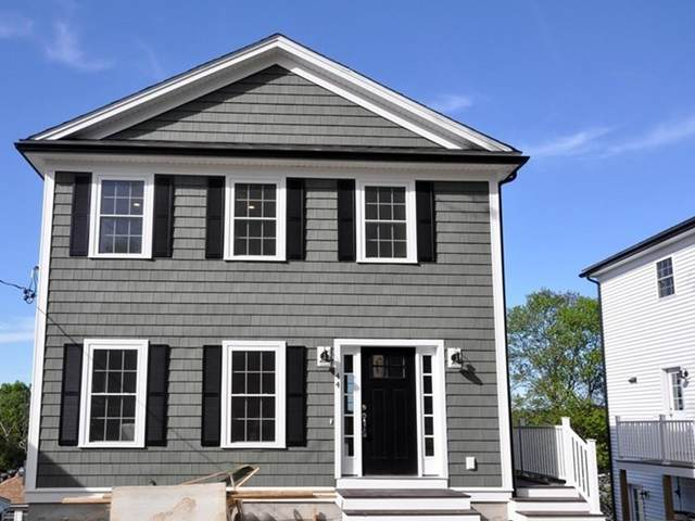 44 Piedmont Ave, Waltham, MA 02451 (MLS #72663811) :: Trust Realty One