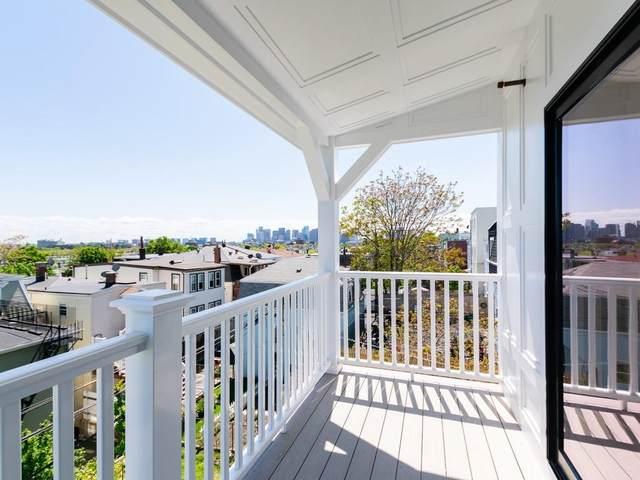 239 Lexington St #3, Boston, MA 02128 (MLS #72663857) :: The Duffy Home Selling Team