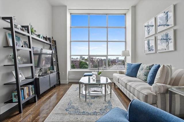 360 Newbury St #403, Boston, MA 02115 (MLS #72663909) :: Charlesgate Realty Group