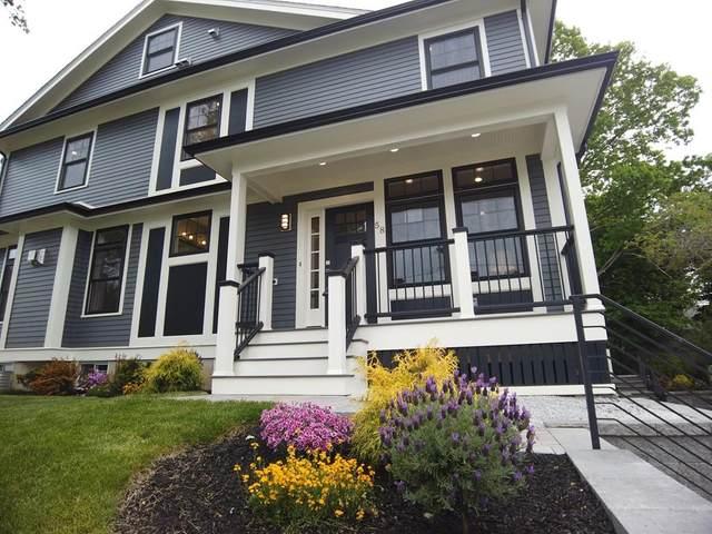 58 Chapman Street #58, Watertown, MA 02472 (MLS #72663947) :: Berkshire Hathaway HomeServices Warren Residential