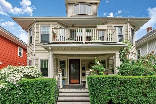 1558 Centre St #1, Boston, MA 02131 (MLS #72663988) :: Berkshire Hathaway HomeServices Warren Residential