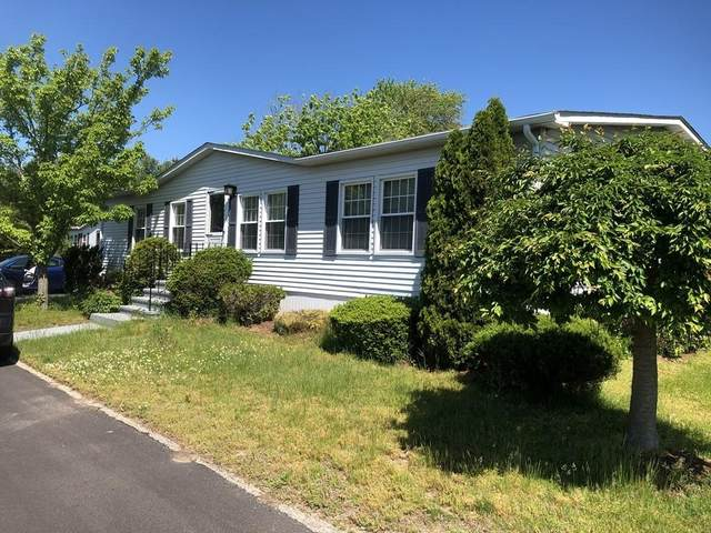 1 Camelot #196, Attleboro, MA 02703 (MLS #72663998) :: Trust Realty One