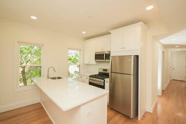 45 Alexander St #1, Boston, MA 02125 (MLS #72664015) :: Kinlin Grover Real Estate