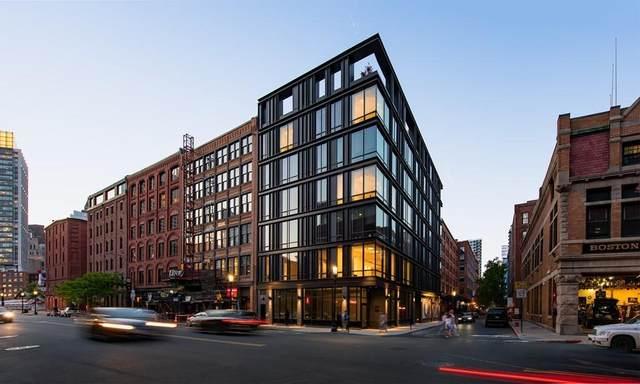 10 Farnsworth St 5B, Boston, MA 02210 (MLS #72664058) :: Walker Residential Team