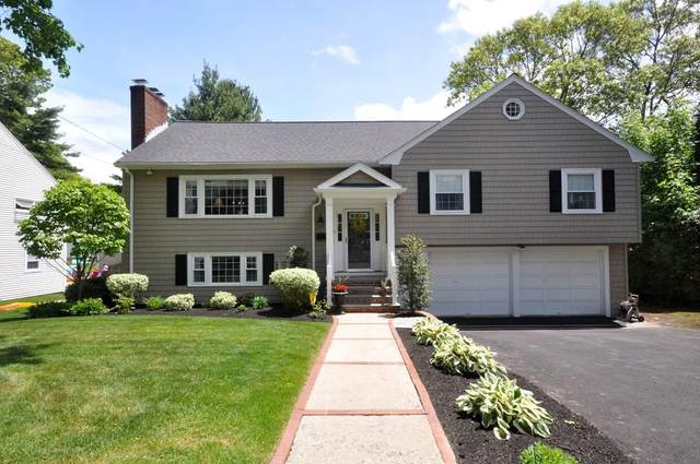 27 Tomahawk Rd, Arlington, MA 02474 (MLS #72664104) :: RE/MAX Unlimited
