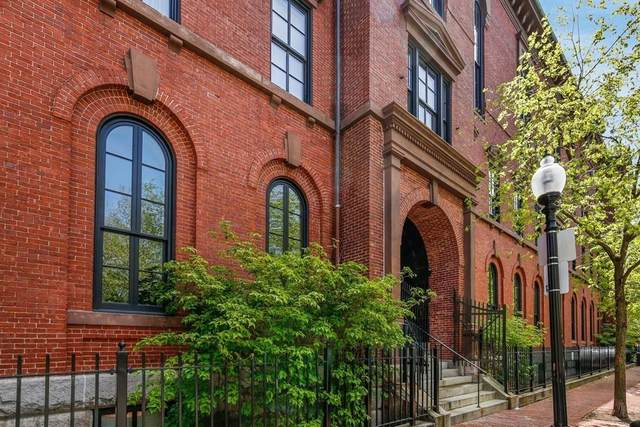 21 Father Francis Gilday St #301, Boston, MA 02118 (MLS #72664178) :: Walker Residential Team