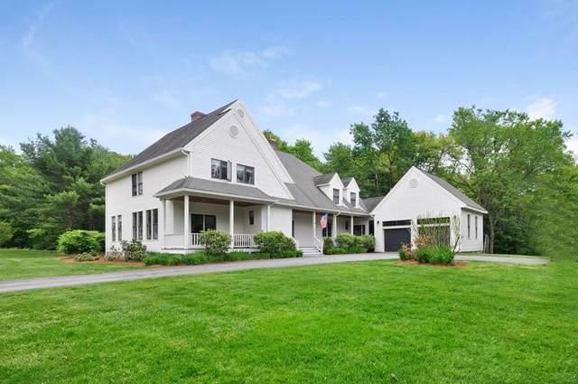 6 Bartkus Farm, Concord, MA 01742 (MLS #72664224) :: Trust Realty One