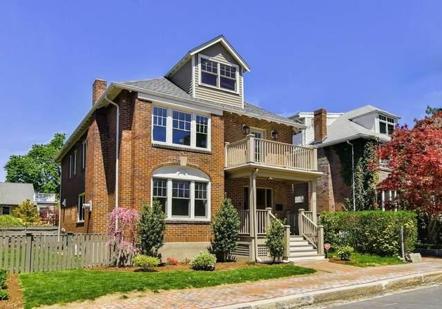 33 Huron Avenue, Cambridge, MA 02138 (MLS #72664231) :: Conway Cityside