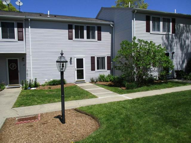 168 Hart St. #70, Taunton, MA 02780 (MLS #72664245) :: RE/MAX Vantage