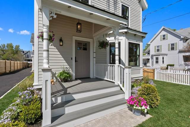 241 California Street #1, Newton, MA 02458 (MLS #72664255) :: Walker Residential Team