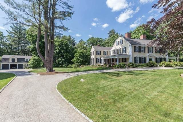 22 Church Street, Weston, MA 02493 (MLS #72664288) :: Spectrum Real Estate Consultants