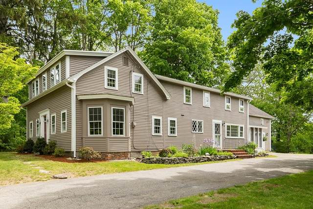 41 Old Ayer Road, Groton, MA 01450 (MLS #72664323) :: The Seyboth Team