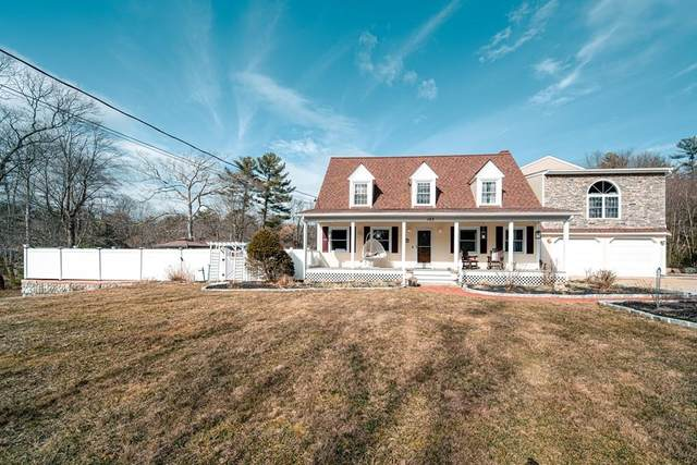 153 Dwelley St, Pembroke, MA 02359 (MLS #72664331) :: The Gillach Group