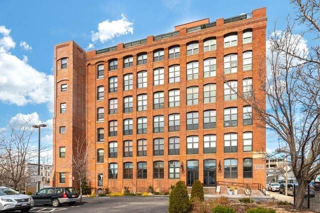 150 Orleans St #406, Boston, MA 02128 (MLS #72664357) :: The Duffy Home Selling Team