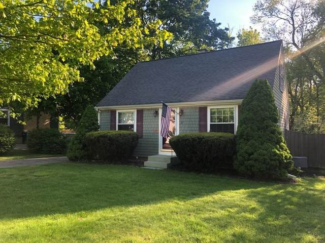 37 Kendrick St, Whitman, MA 02382 (MLS #72664380) :: The Gillach Group