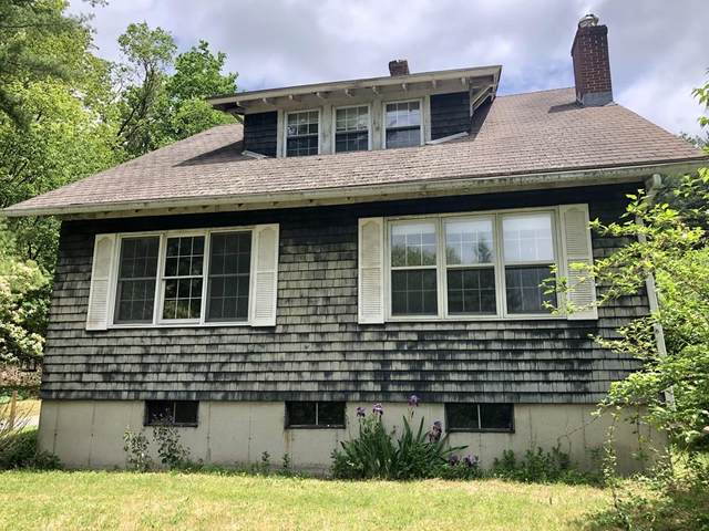 303 Ashby State Rd, Fitchburg, MA 01420 (MLS #72664386) :: The Gillach Group