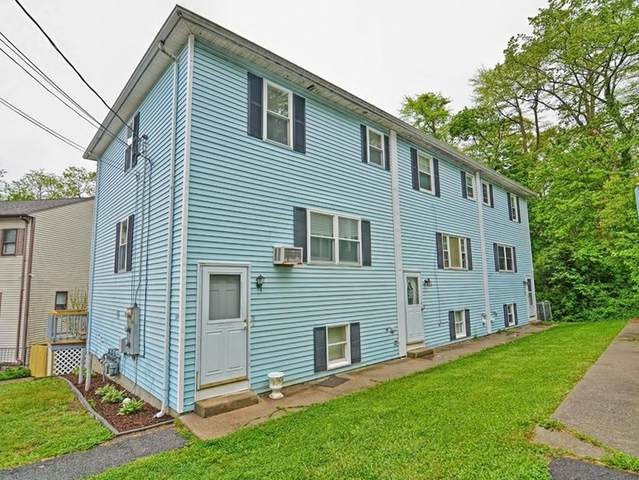 508 Quincy St #1, Fall River, MA 02720 (MLS #72664405) :: Spectrum Real Estate Consultants