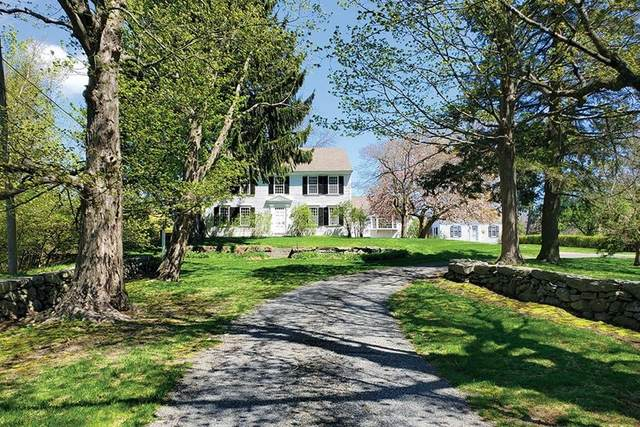 61 Old Upton Rd, Grafton, MA 01519 (MLS #72664424) :: The Gillach Group
