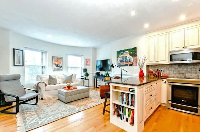22 Union Park #4, Boston, MA 02118 (MLS #72664428) :: Kinlin Grover Real Estate