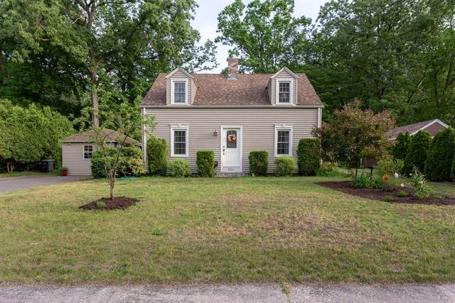 501 Maple Road, Longmeadow, MA 01106 (MLS #72664441) :: The Gillach Group