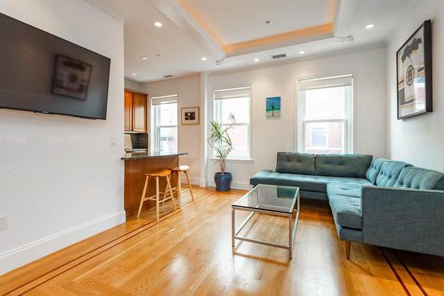 73 Myrtle St #5, Boston, MA 02114 (MLS #72664443) :: Charlesgate Realty Group