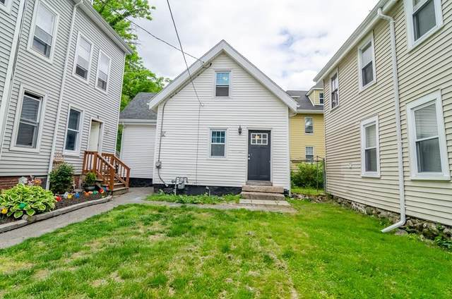 10 Fay Place, Haverhill, MA 01830 (MLS #72664456) :: The Gillach Group