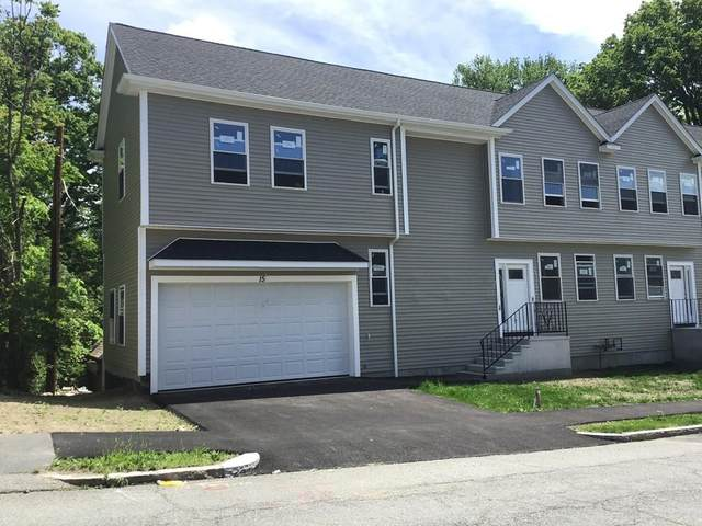 15 Warner Ave, Worcester, MA 01604 (MLS #72664457) :: The Gillach Group