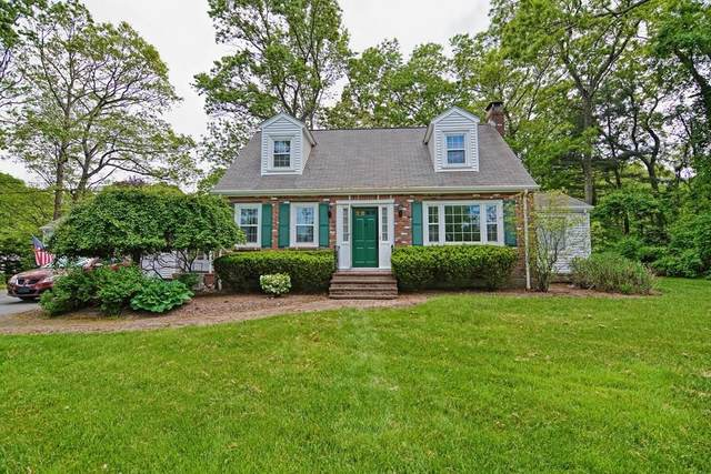 166 Commonwealth Ave, Attleboro, MA 02763 (MLS #72664470) :: The Seyboth Team