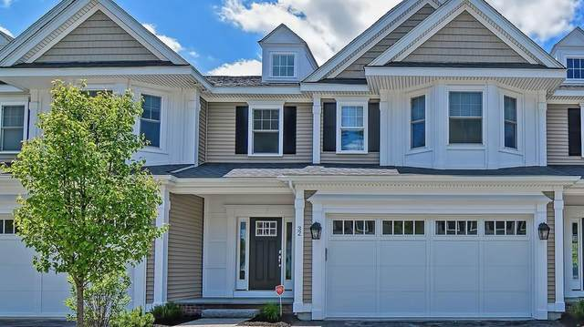32 Brookview Rd #32, Franklin, MA 02038 (MLS #72664601) :: The Duffy Home Selling Team