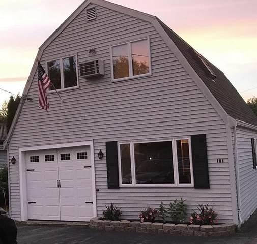 121 Hardy Pond Rd, Waltham, MA 02451 (MLS #72664607) :: The Duffy Home Selling Team