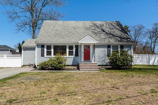 73 Glen Rd, Wilmington, MA 01887 (MLS #72664609) :: The Duffy Home Selling Team