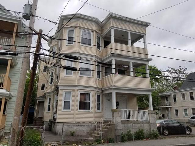 100-102 Saratoga St., Lawrence, MA 01841 (MLS #72664616) :: The Duffy Home Selling Team