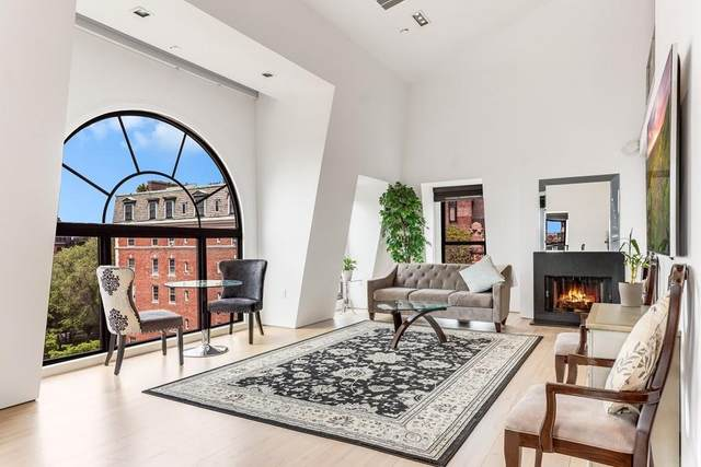 201 Newbury Street #506, Boston, MA 02116 (MLS #72664623) :: Charlesgate Realty Group