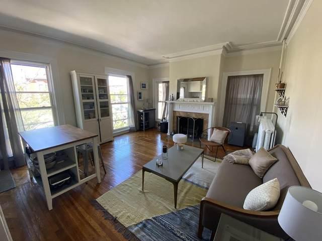 465 Park Drive #5, Boston, MA 02215 (MLS #72664649) :: Berkshire Hathaway HomeServices Warren Residential