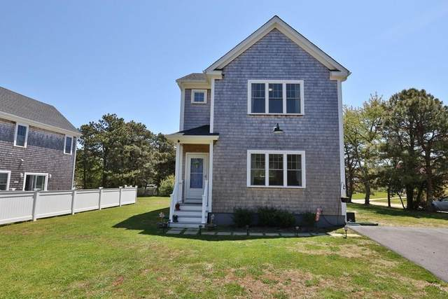 471 Old Barnstable Road B, Falmouth, MA 02536 (MLS #72664663) :: The Gillach Group