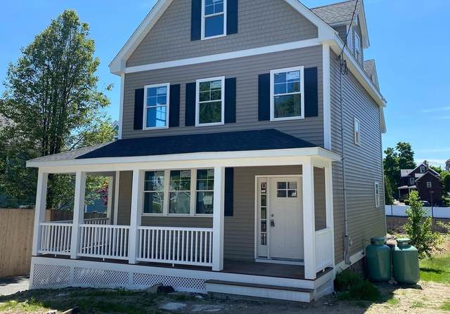 38 White Street, Winchester, MA 01890 (MLS #72664667) :: The Seyboth Team