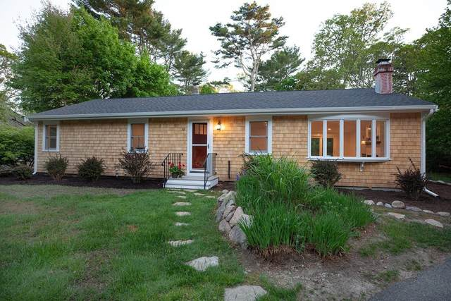 38 Hayway Rd, Falmouth, MA 02536 (MLS #72664670) :: The Gillach Group