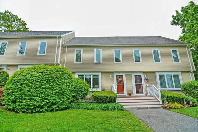 835 Mount Hope St #41, North Attleboro, MA 02760 (MLS #72664695) :: Anytime Realty