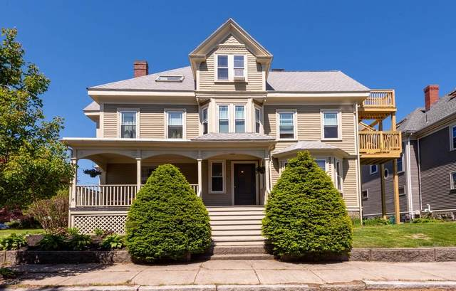 11 Highland Ave #1, Beverly, MA 01915 (MLS #72664739) :: Westcott Properties