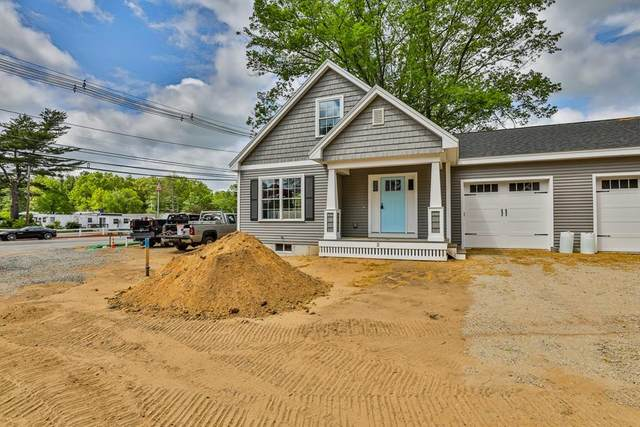 114 E. Main St #1, Merrimac, MA 01860 (MLS #72664780) :: Berkshire Hathaway HomeServices Warren Residential