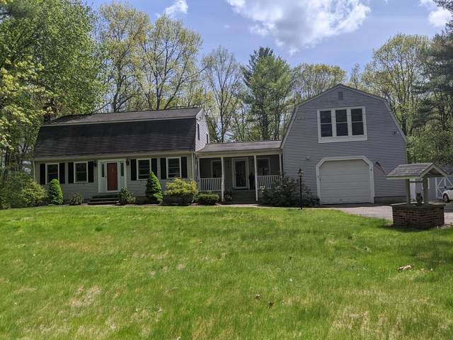 9 Groton Rd, Westford, MA 01886 (MLS #72664816) :: The Gillach Group